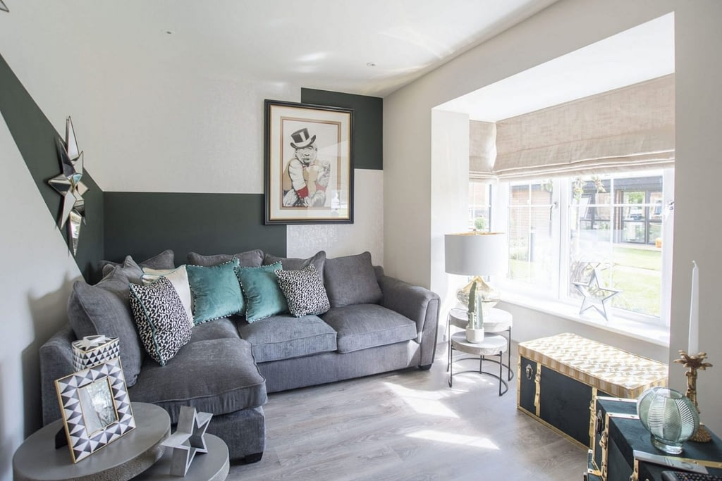 Tolent Homes Hardwick Grange | Interior Design